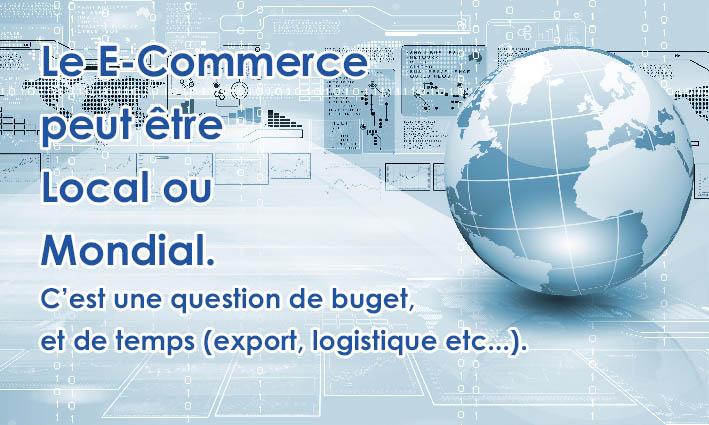 Site E-commerce avec IPÉO et Vincent COSSET